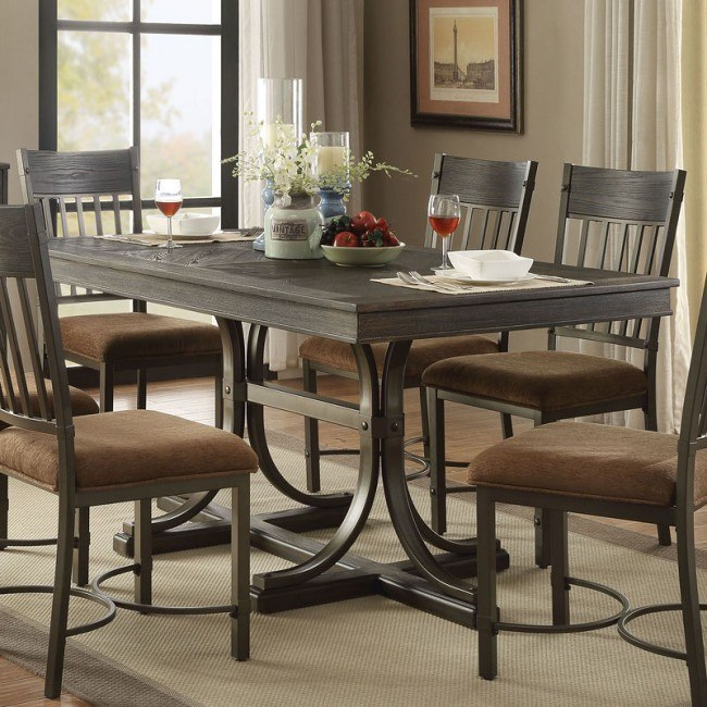 Kipp Rectangular Dining Table