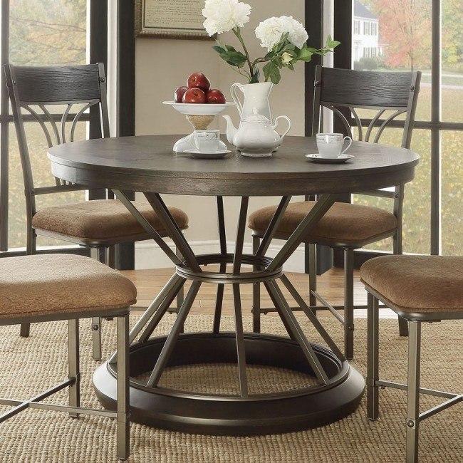 Kipp Round Dining Table