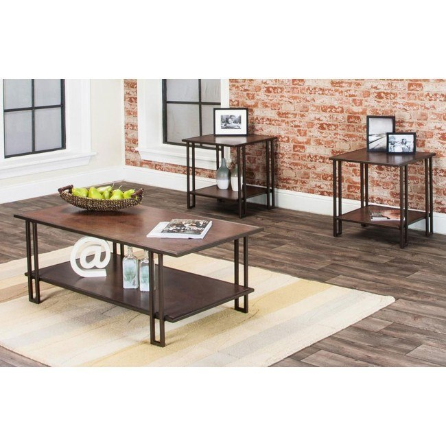 Roma 3-Piece Occasional Table Set