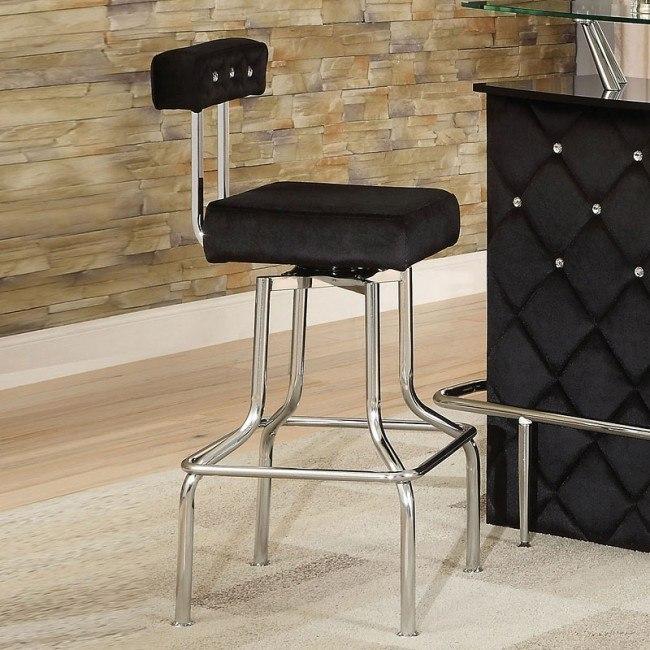 Jacey Swivel Bar Chair (Set of 2)