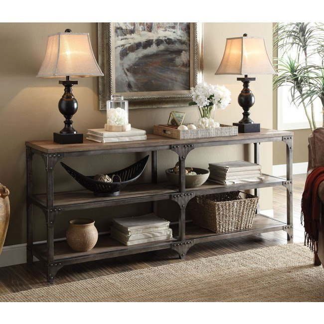 Gorden 72 Inch Server/ Console Table