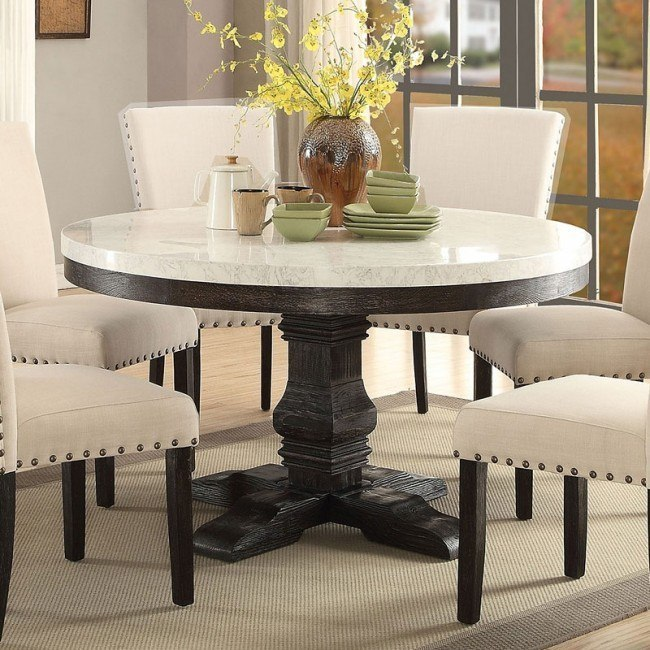 Nolan Round Dining Table