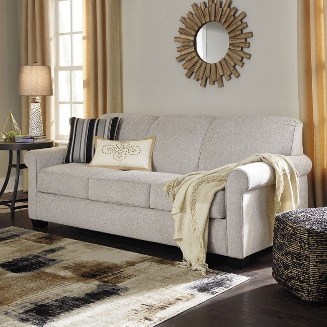 wholesale dealer a5e55 3b30a Cansler Pebble Queen Sofa Sleeper