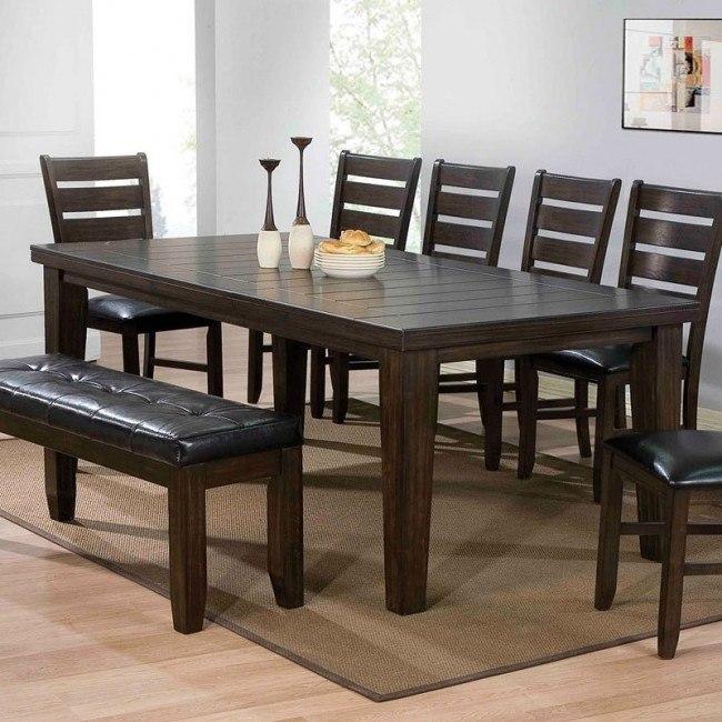 Urbana Dining Table (Espresso)