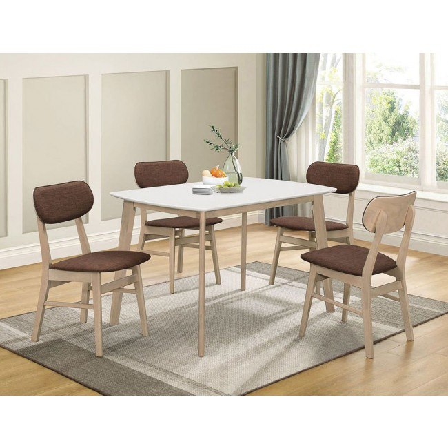 Rosetta II Leg Dining Room Set