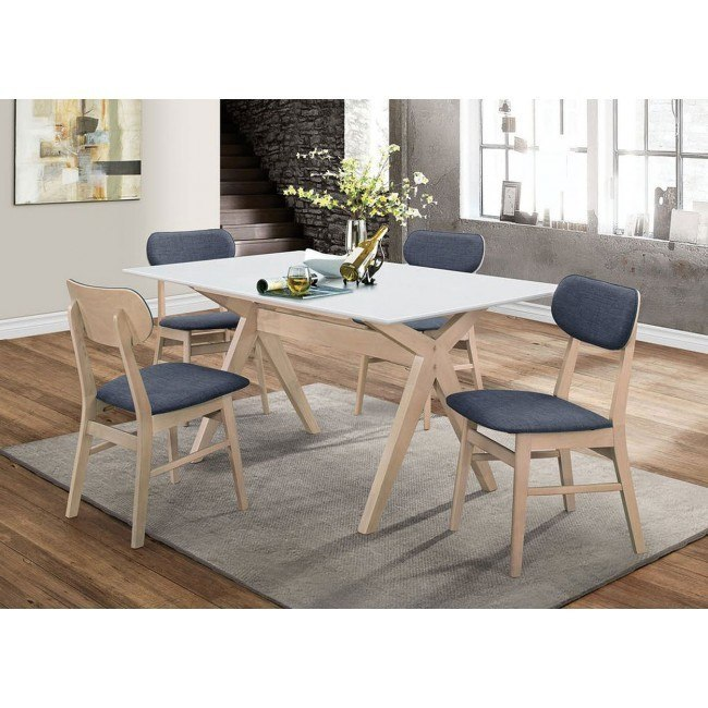 Rosetta II Trestle Dining Room Set