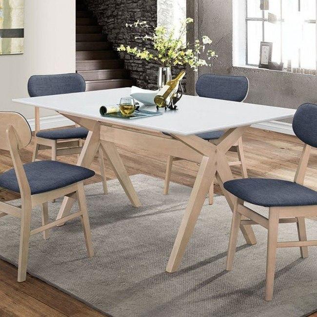 Rosetta II Trestle Dining Table