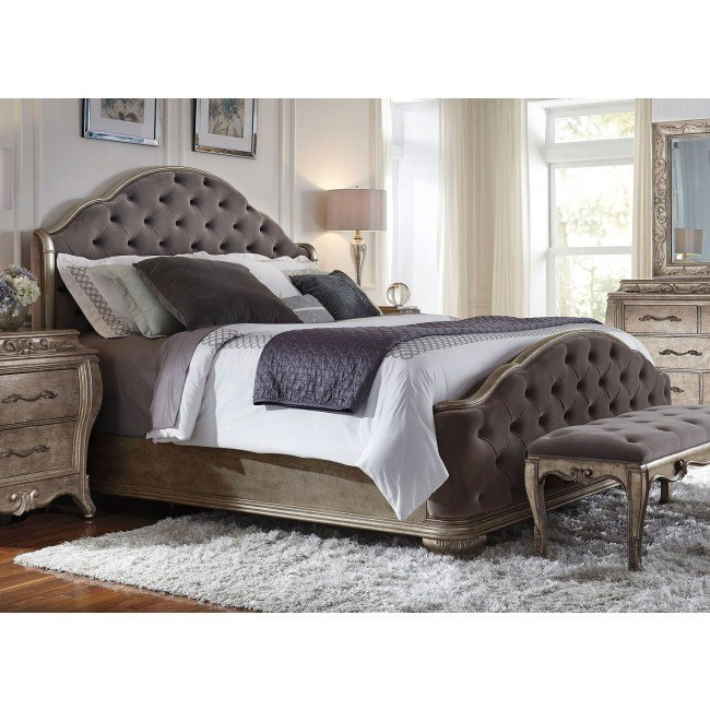Rhianna Upholstered Bed