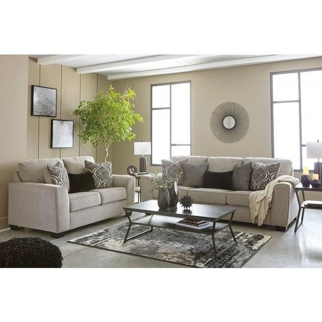 Parlston Alloy Living Room Set