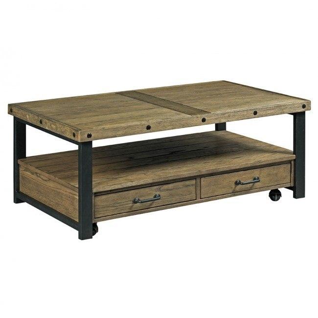Workbench Rectangular Cocktail Table