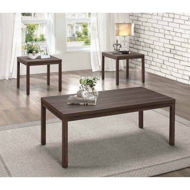 Turia 3-Piece Occasional Table Set