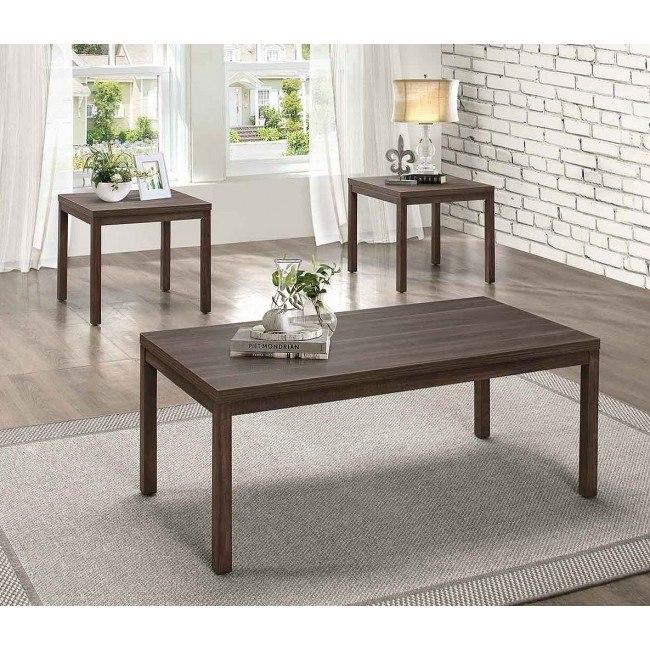 Turia 3-Piece Occasional Table Set