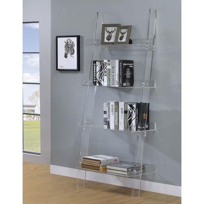 Amaturo Acrylic Bookcase