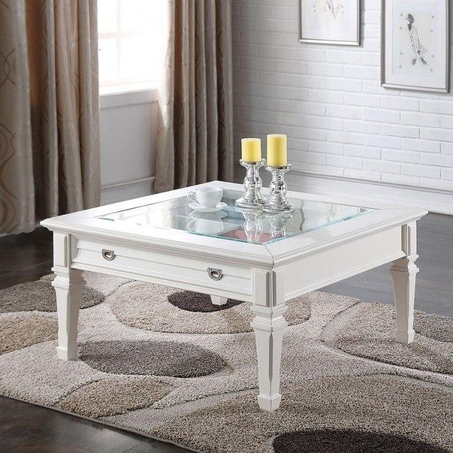 Adalyn Coffee Table (White)