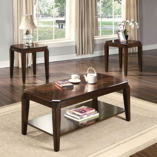 Docila 3-Piece Occasional Table Set
