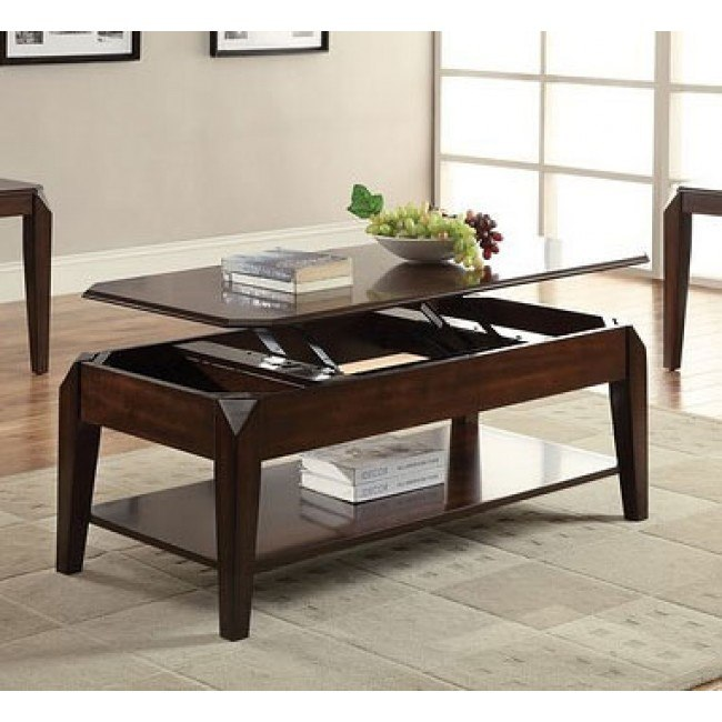 Docila Coffee Table w/ Lift Top