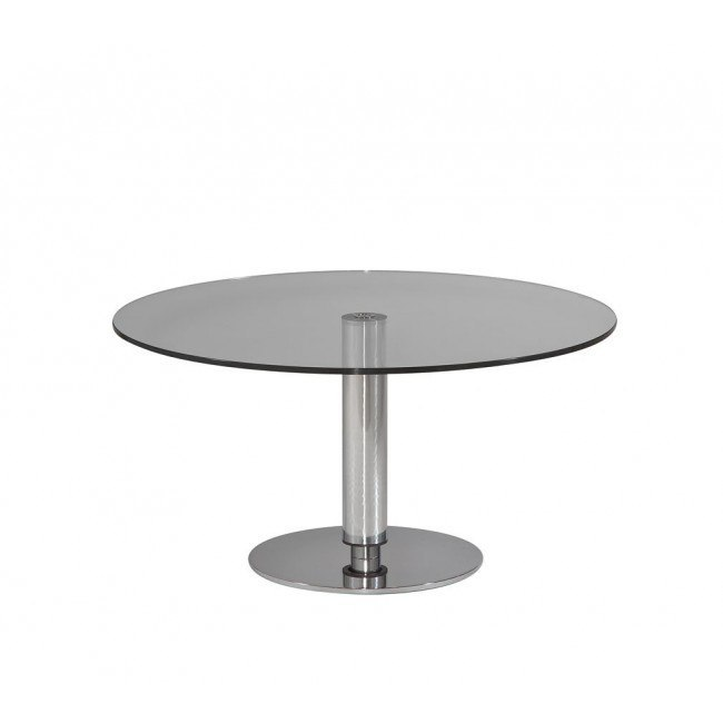 Modern Round Hi Low Tail Dining Table