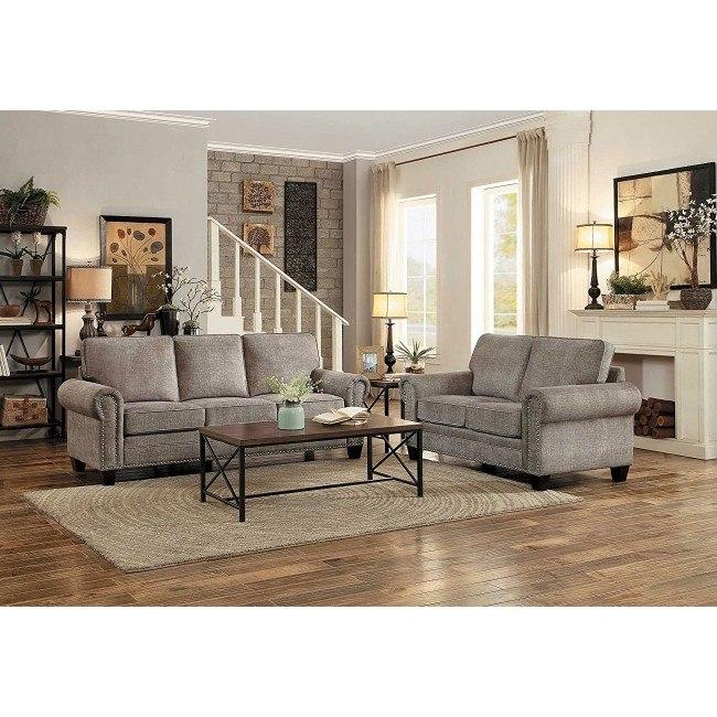 Cornelia Living Room Set (Sand)