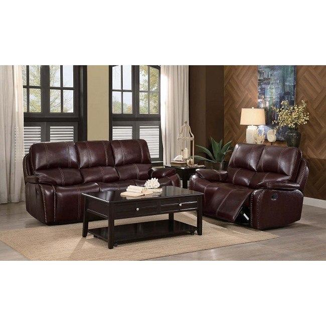 Haughton Reclining Living Room Set