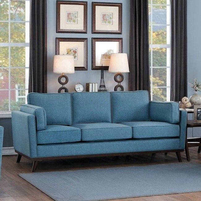 Bedos Sofa (Blue)