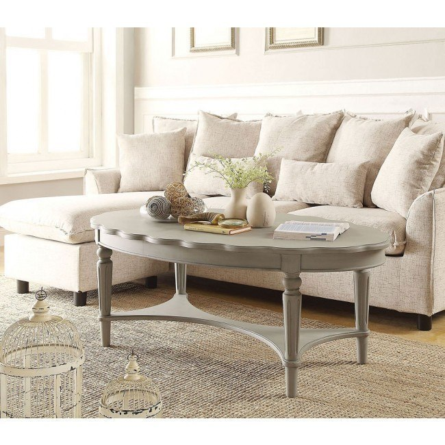 Fordon Occasional Table Set (Antique Slate)