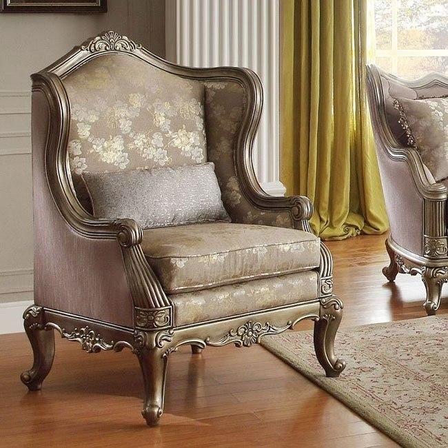 Fiorella Accent Chair