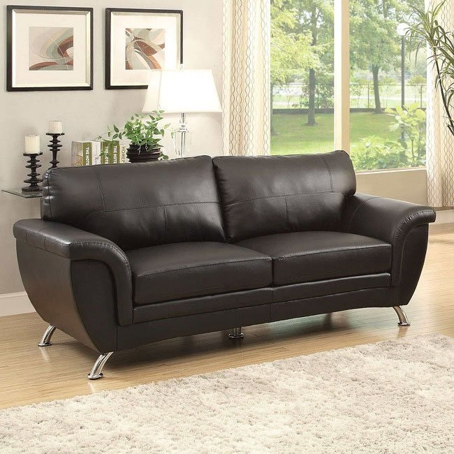 Chaska Sofa (Black)