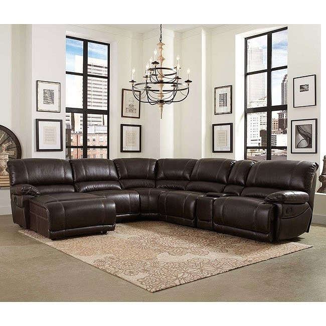 Willard Left Chaise Reclining Sectional