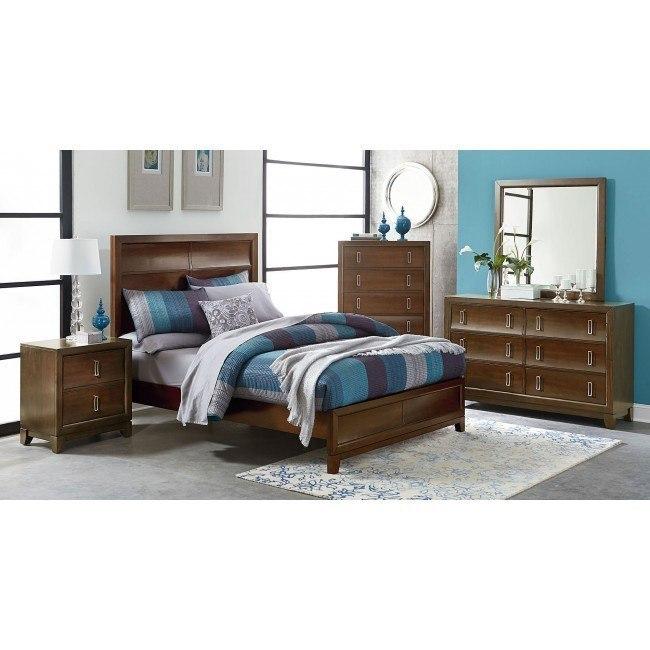 Amanoi Panel Bedroom Set