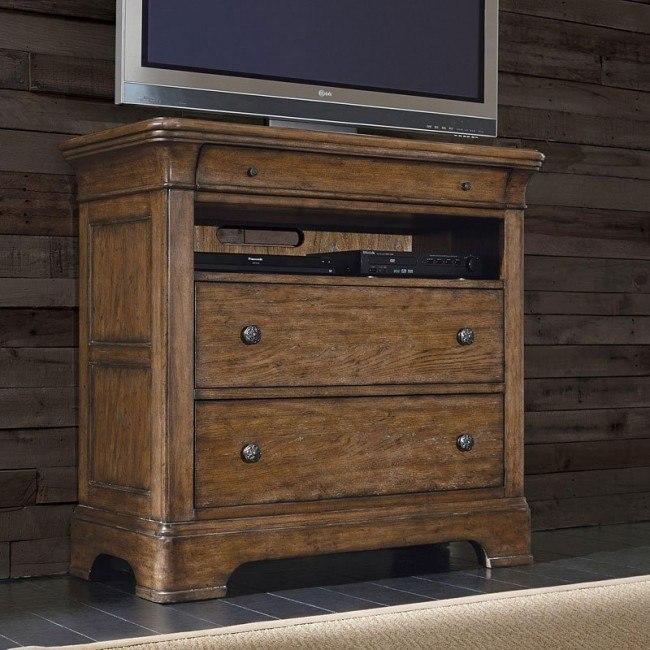 American Attitude TV Stand