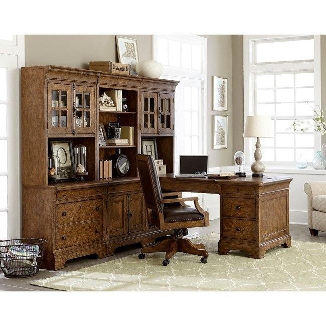 American Attitude Modular Home Office Suite