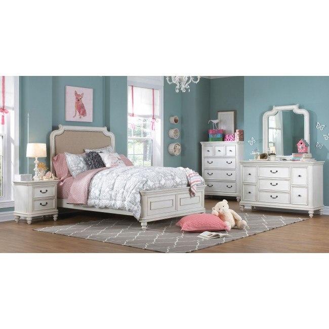 Madison Panel Bedroom Set