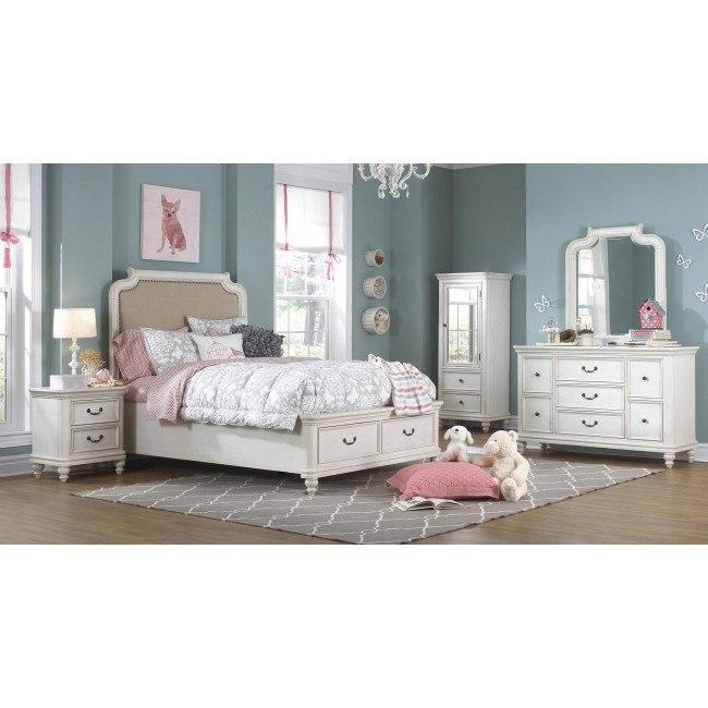 Madison Storage Bedroom Set