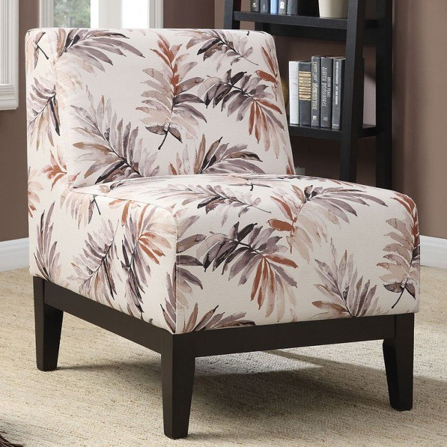Outstanding Watercolor Print Accent Chair Red Purple Pdpeps Interior Chair Design Pdpepsorg
