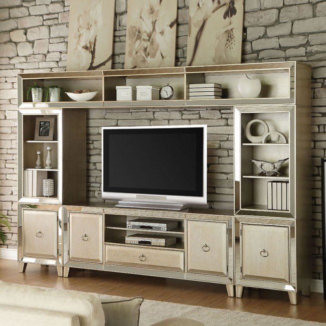 Voeville Entertainment Wall