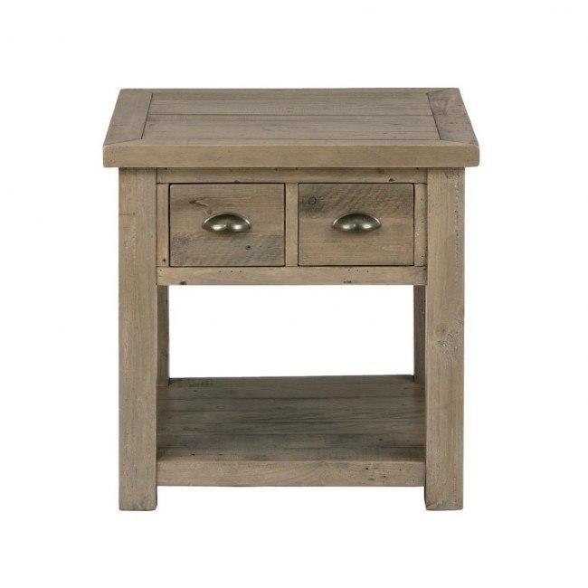 Slater Mill End Table By Jofran Furniture Furniturepick