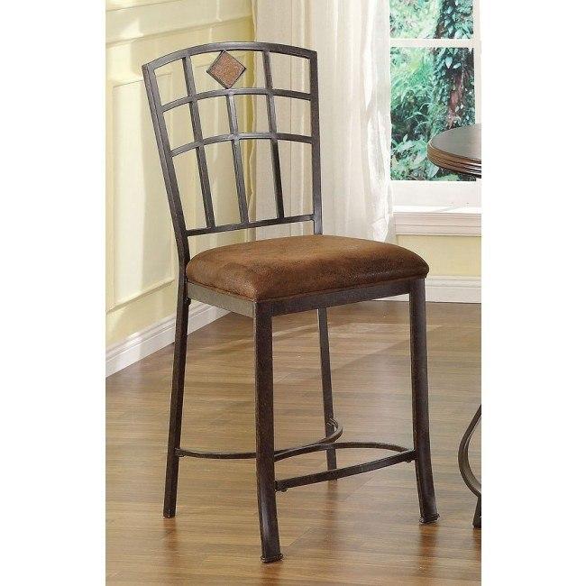 Tavio 96062 Counter Chair (Set of 2)