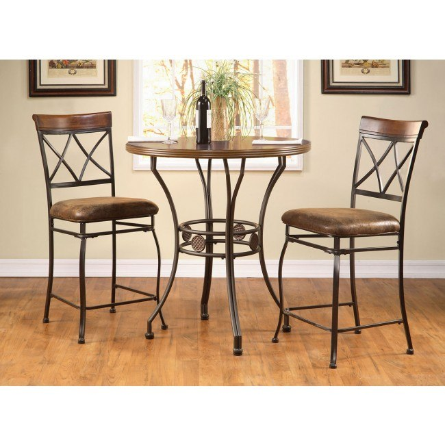 Tavio 96068 Counter Height Dining Set