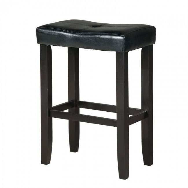 Micha Barstool (Black) (Set of 2)