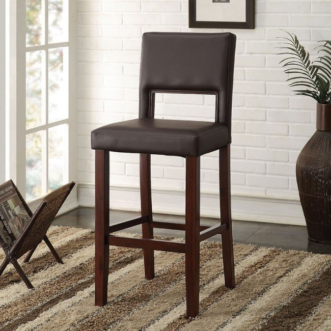Reiko Bar Chair (Black)