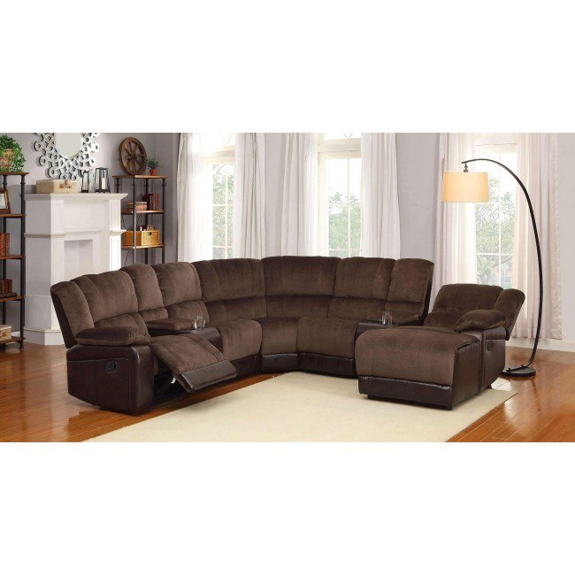 Hankins Reclining Sectional