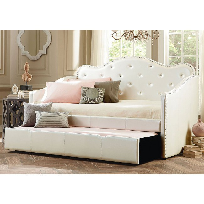 Caroline Youth Daybed W Trundle By