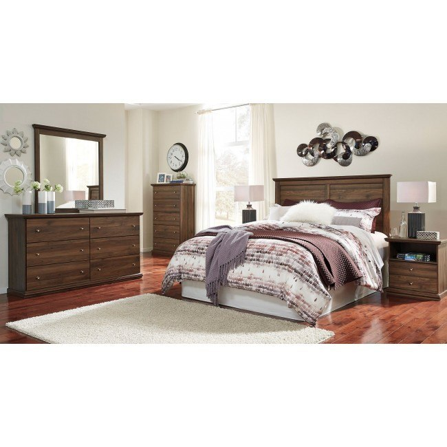 Burminson Headboard Bedroom Set