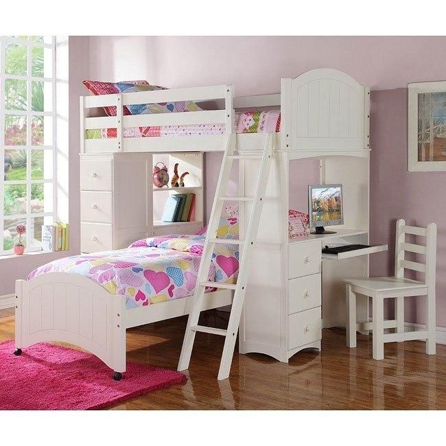 Verica Bunk Bedroom Set