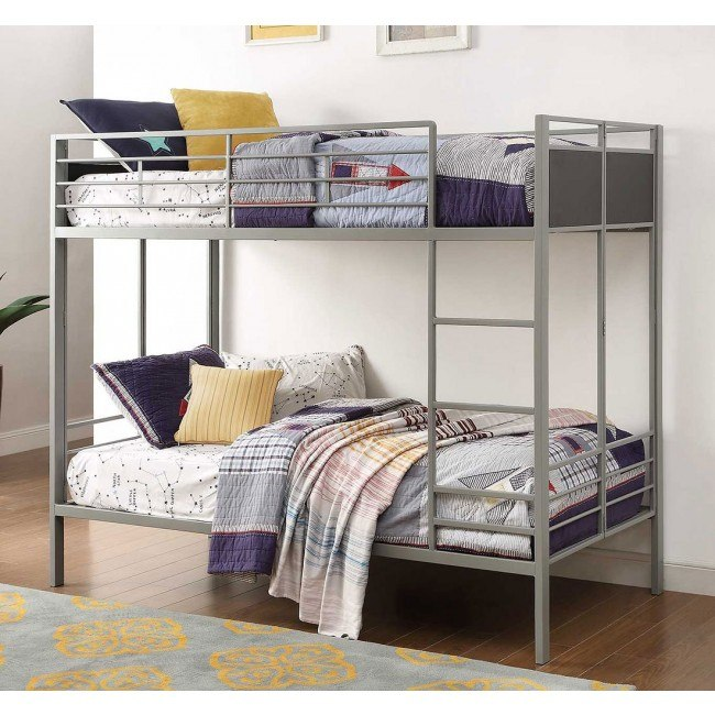 Dex Twin over Twin Bunk Bed