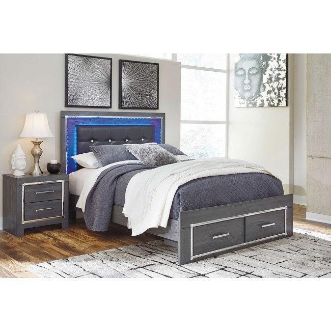 Lodanna Storage Bed