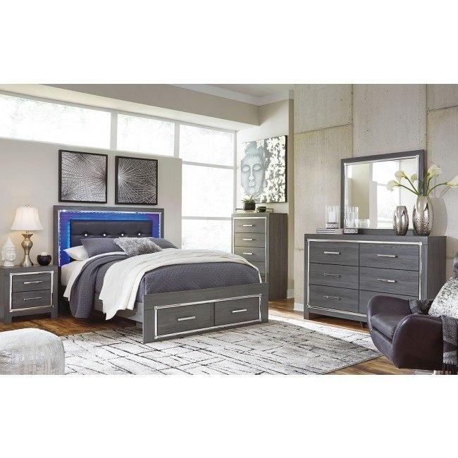 Lodanna Storage Bedroom Set
