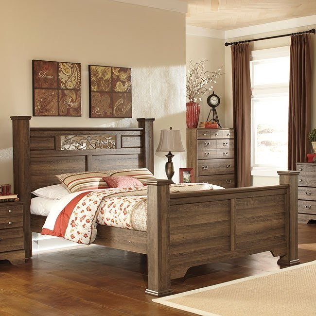 Allymore Poster Bed