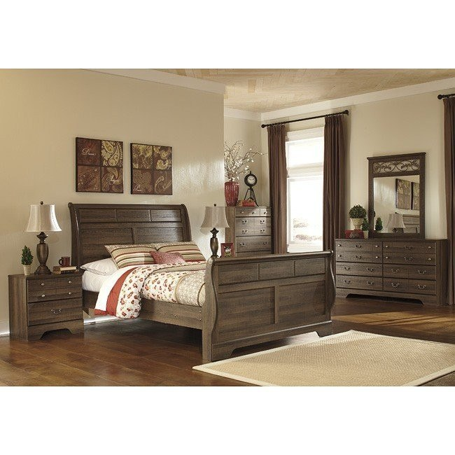 Allymore Sleigh Bedroom Set