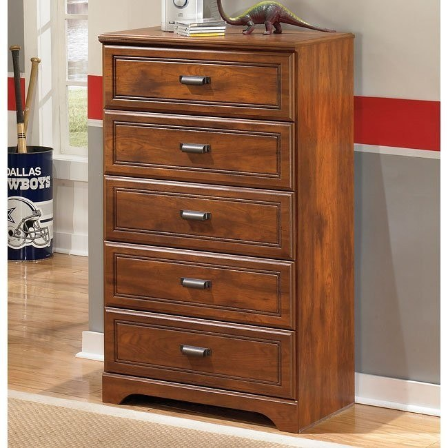 Barchan Five Drawer Chest